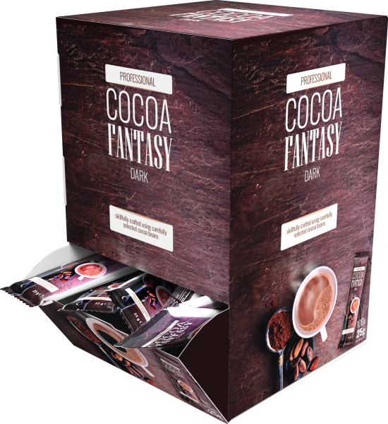 Cocoa Fantasy Dark Sticks 25g